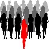 8666240-chef--un-grand-groupe-de-femmes--graphiques