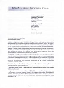 lettre ouverte bretons